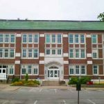 Porter Hall. Pittsburg State, University